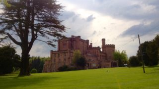 Dalhousie Castle