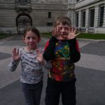 Laura and Daniel give the Natural History Museum 10:10