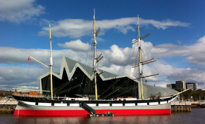 Glenlee Tall Ship Glasgow