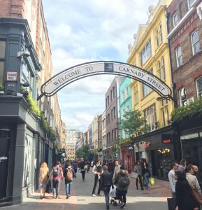 Carnaby Street Teen Shopping