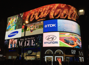 Piccadilly Circus Emily's weekend itinerary