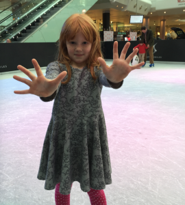 Westfield Ice Rink Shepherd's Bush White City London