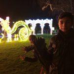 Ruben & Hazel @ Magical Lantern Festival, Chiswick House