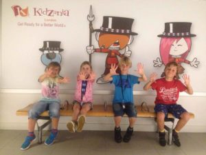 children review KidZania London attraction for families