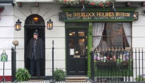 Sherlock Holmes Museum emily's one day itinerary