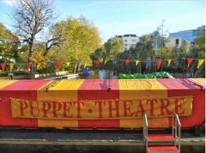 Puppet Barge Theatre