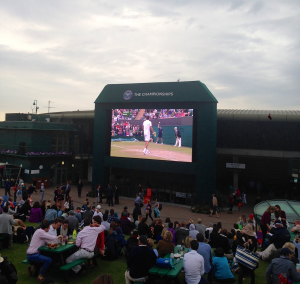 Wimbledon London Tennis