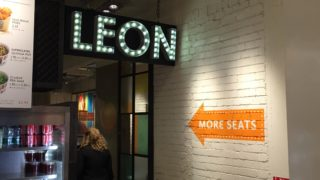 Leon london restaurant chain