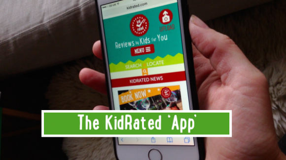 The KidRated 'App'