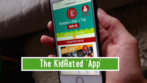 The KidRated 'App'