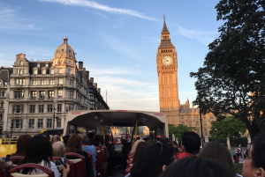 big bus tour london