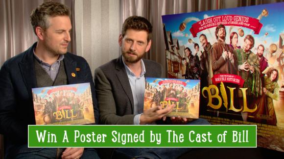Signed Bill Poster Cast