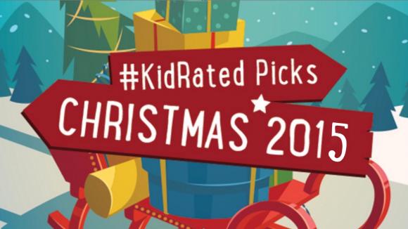 KidRated Christmas Picks 2015 slider best things to do in London