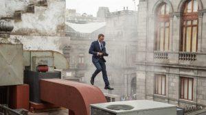 Bond stunt