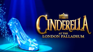 cinderella london palladium