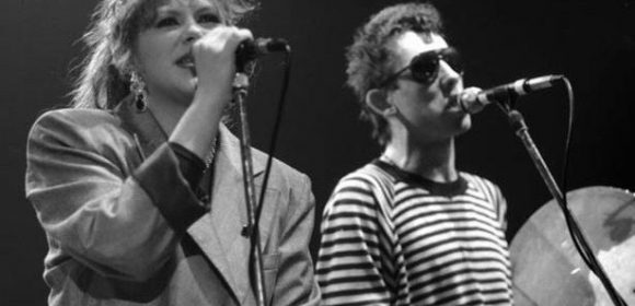 pogues and kirsty maccoll