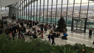 Sky Garden London KidRated Family Days Out