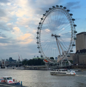 London Eye City Cruises River Thames London KidRated Days out Families