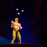 Cirque du Soleil Amaluna Royal Albert Hall