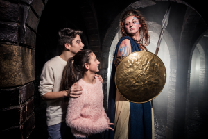 London Dungeon Boudica Wicked Women London KidRated