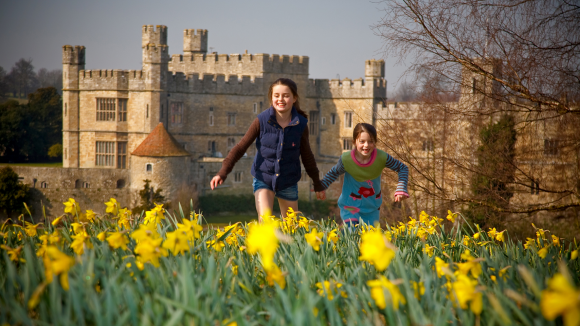 Leeds castle jubilee events