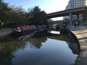 Little Venice reviews and family offers KidRated river barge bridge