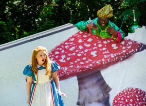Opera Holland Park - Alice's Adventure's in Wonderland (July 2014) (c) A... 2