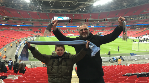 Football Blog Man City Wembley