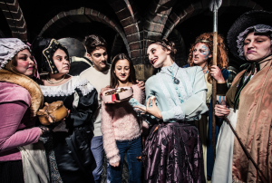 Wicked Women at the London Dungeons Easter 2016