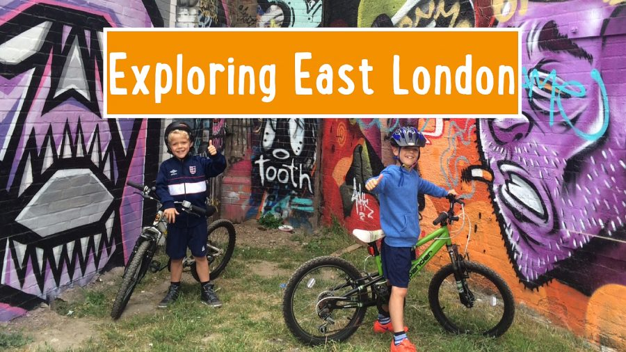 Exploring East London