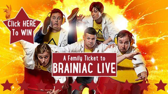 BRAINIAC LIVE COMP