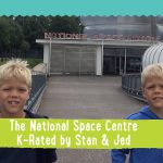 National Space Centre Stan & Jed