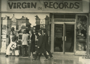 virgin records notting hill tim lott best days out