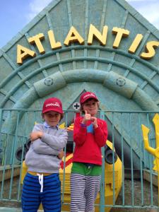 Jack Oscar Legoland Windsor Resort Atlantis