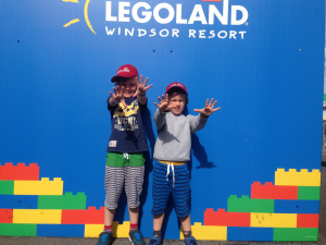 Jack Oscar Legoland Windsor Resort