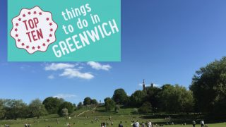 KidRated's Family Ideas Top 10 in Greenwich