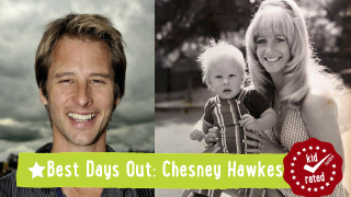 best days out chesney hawkes