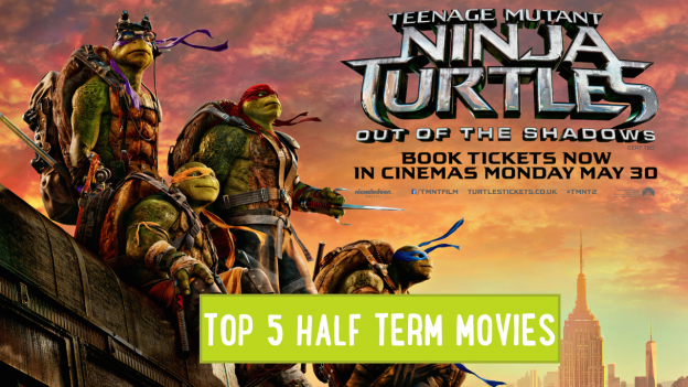 TOP 5 HALF TERM MOVIES