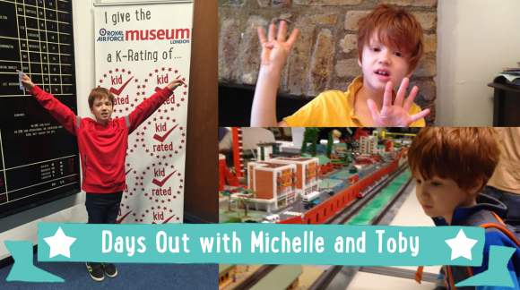 Days Out with Michelle and Toby