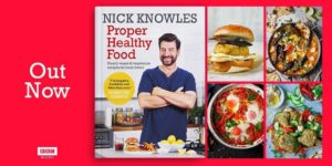 nick knowles healthy book