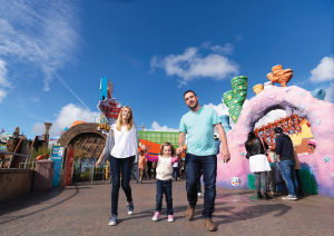 nickelodeonland blackpool pleasure beach theme park kidrated toddler friendly things to do