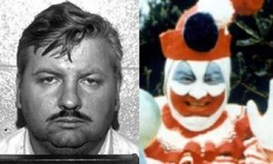 john wayne gacy dressed as a clown murderer murder mile