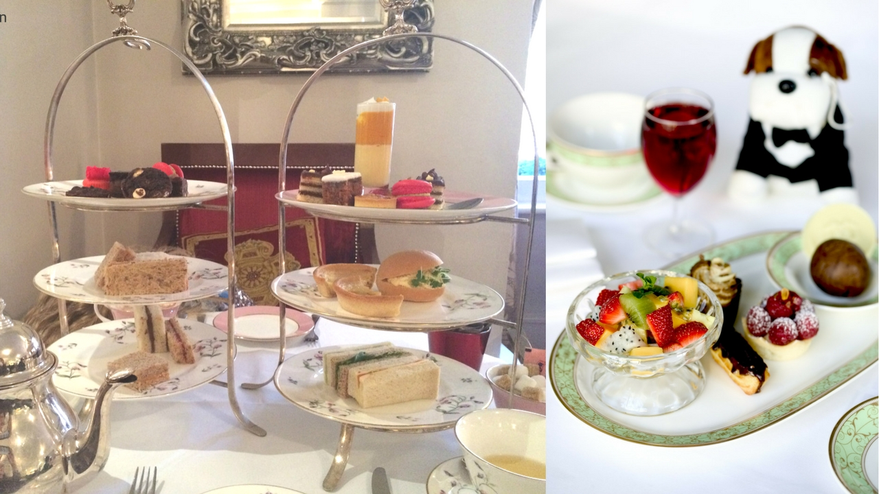 Kidrated Blog The Best Family Places For Afternoon Tea