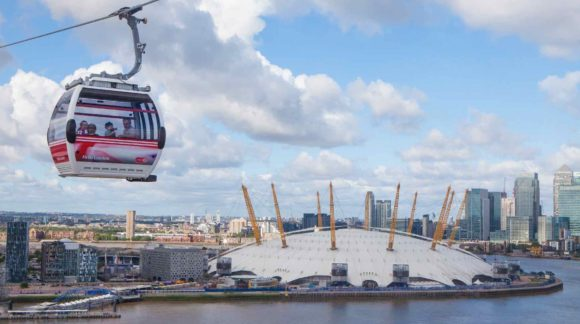 emirates air line cable car family o2 kidrated