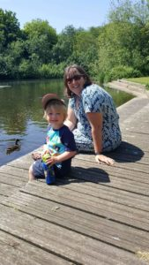 wensum park son and mummy blogger any way to stay by duck pond kidrated