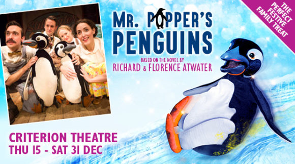 Mr Popper's Penguins Criterion Theatre