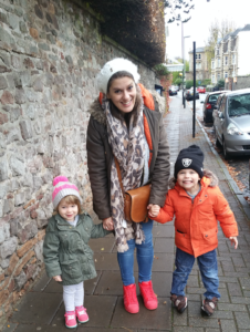 mummy blogger zeena moolla with kids