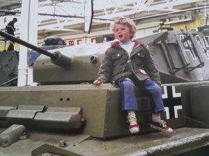 robert muchamore bovingdon tank museum