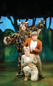 the gruffalo steven mccourt best days out lyric theatre