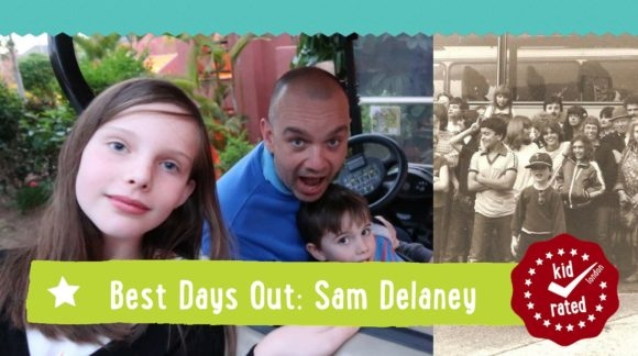 sam delaney best days out kidrated
